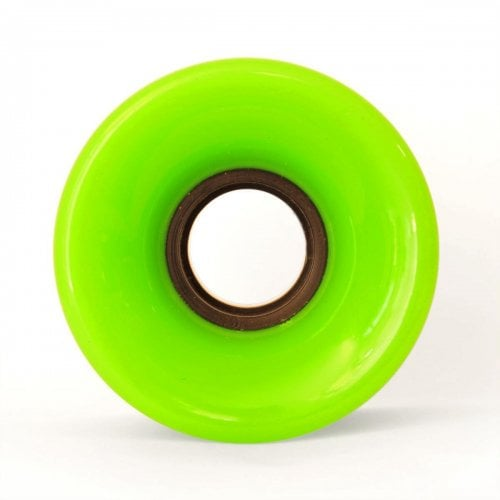 Ruedas Cruiser: Green Neon (60mm)