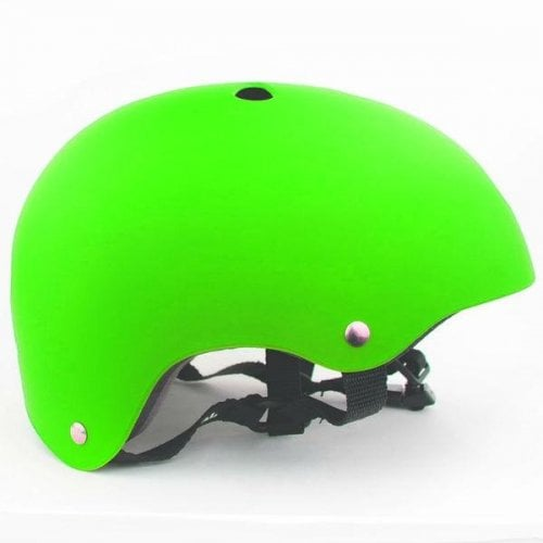 Casco Skate Industrial: Neon Green
