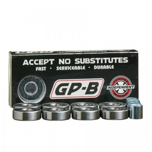 Rodamientos Independent: GP-B Box/8