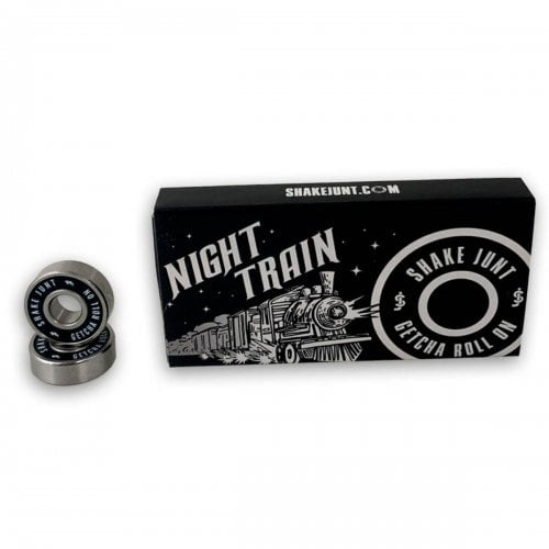 Rodamientos Shake Junt: Night train bearings