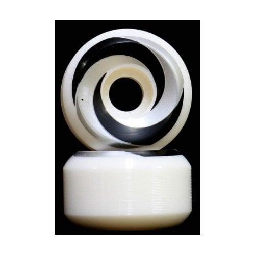 Ruedas Universal: Spiral Metallic (56mm - 101A)