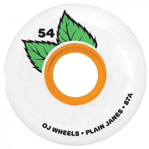 Ruedas OJ Wheels: Plain Jane Keyframe 87A (54mm)