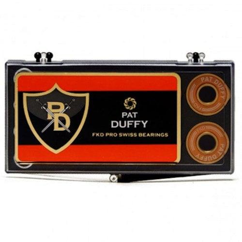 Rodamientos FKD: Swiss Gold Pat Duffy Bearings