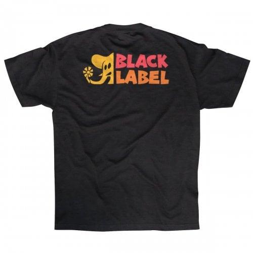 Camiseta Black Label: Elephant Sector Black