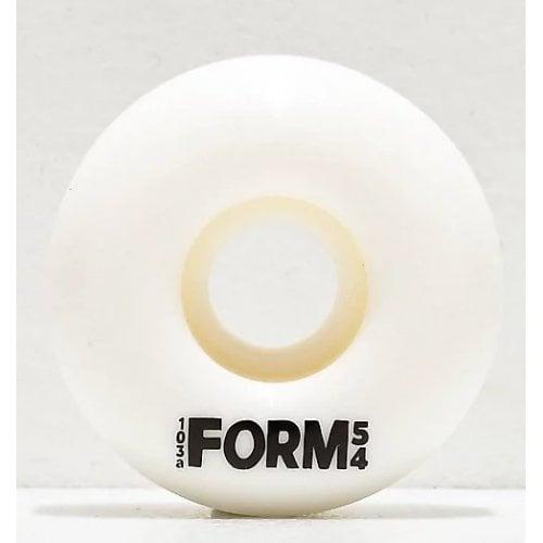 Ruedas Form: White 103A (54mm)