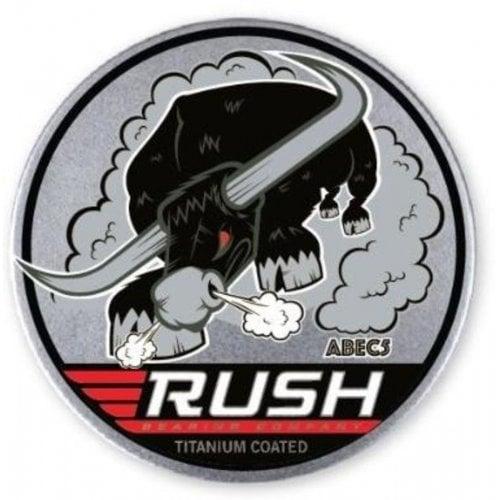 Rodamientos Rush: Titanium ABEC 5