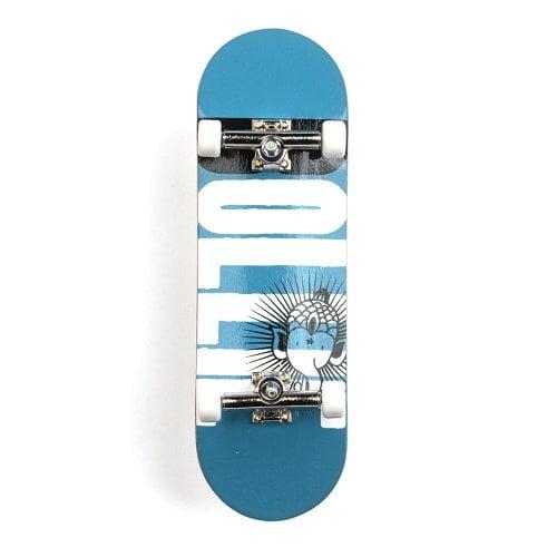Completo Fingerboard Bollie: Logo New Blue Set 30.5mm