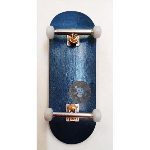 Completo Fingerboard Blackriver : X-Wide BR Mini Logo Blue Set 33.3mm