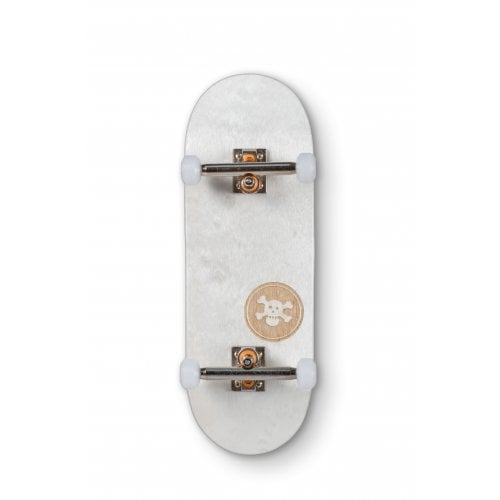 Completo Fingerboard Blackriver : X-Wide BR Mini Logo White Set 33.3mm