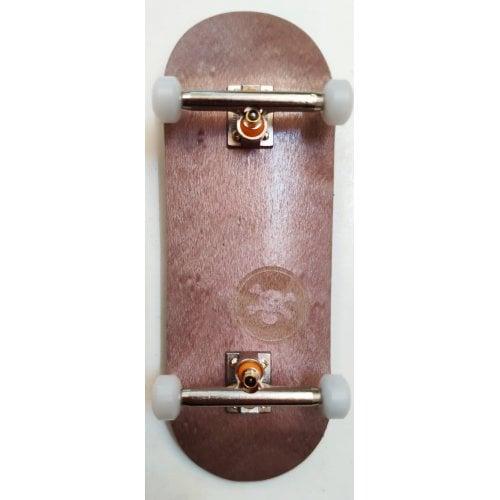 Completo Fingerboard Blackriver : X-Wide BR Mini Logo Rose Set 33.3mm