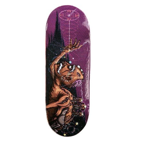 Tabla Fingerboard BerlinWood: BW Wide Bast Time 32mm
