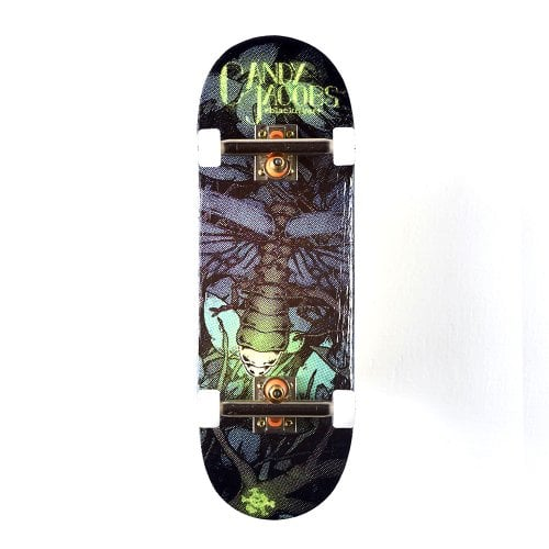 Completo Fingerboard BerlinWood: Candy Firefly Set Wide 32mm