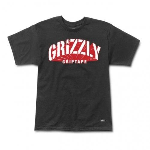 Camiseta Grizzly: Universidad SS Tee BK