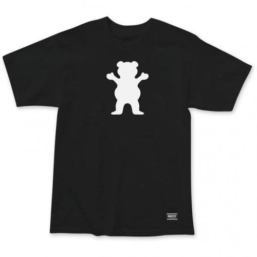Camiseta Grizzly: OG Bear SS Tee BK