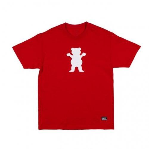 Camiseta Grizzly: OG Bear SS Tee RD