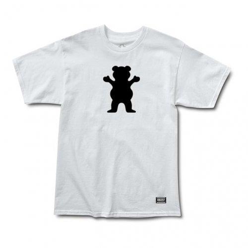 Camiseta Grizzly: OG Bear SS Tee WH