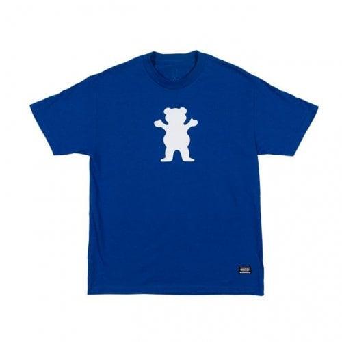 Camiseta Grizzly: OG Bear SS Tee ROY-BL