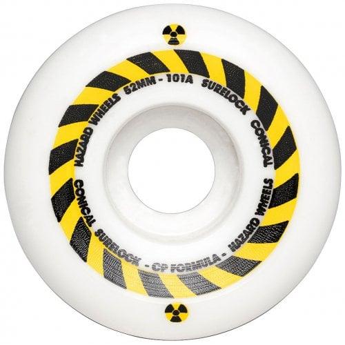 Ruedas Madness: Hazard Sign CP - Conical Surel 54mm