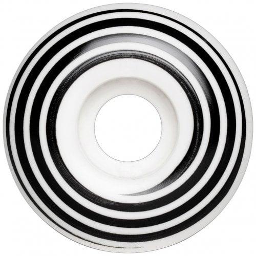 Ruedas Madness: Swirl CP Radial White 53mm