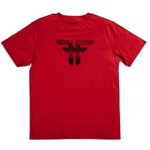 Camiseta Fallen: Painted Red