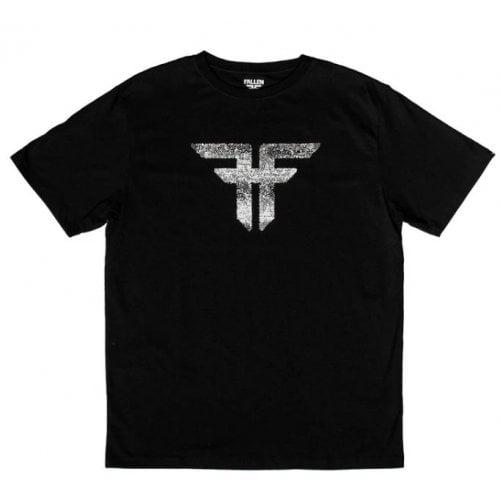 Camiseta Fallen: Painted Black
