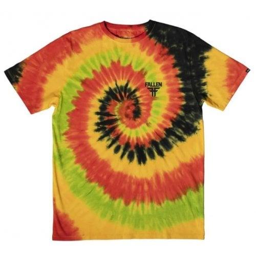 Camiseta Fallen: Acid Multi