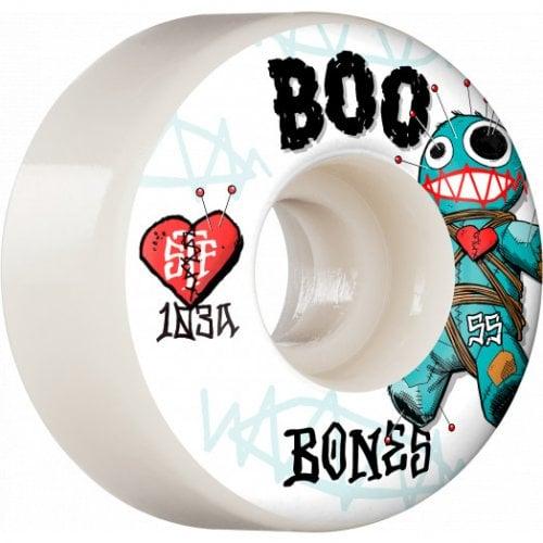 Ruedas Bones: BOO VOODOO V4 STF 103A (55mm)