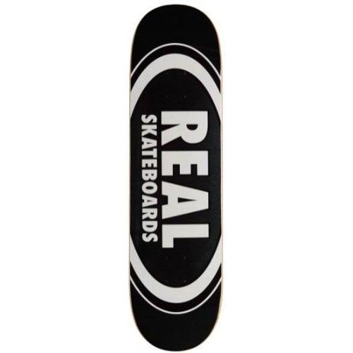 Tabla Real: Classic Oval Black 8.25x32