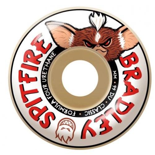 Ruedas Spitfire: F4 99 Bradely Aftermid Con (52mm)