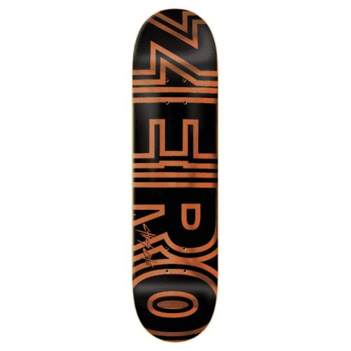 Tabla Zero: Cole Bold Metallic 8.25x31.9