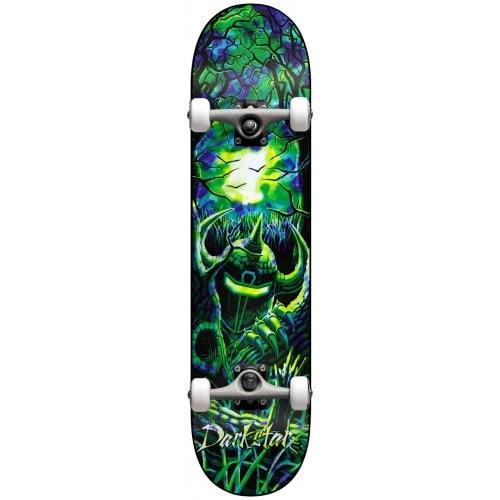 Skate Completo Darkstar: Woods FP Green/Blue 8.125x31.7