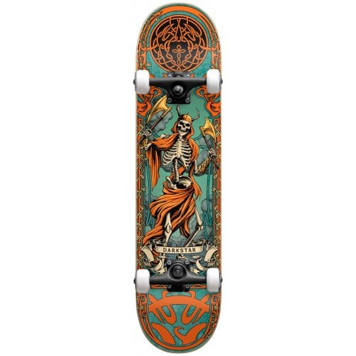 Skate Completo Darkstar: Axe FP Premiuim 8.0x31.6