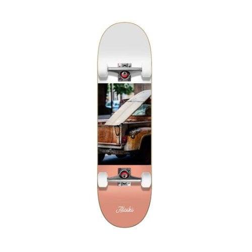 Skate Completo Aloiki: Bay 7.87x31.6