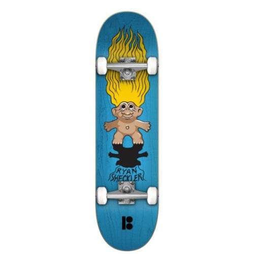 Skate Completo Plan B: Sheckler Trolls 7.87x31.85