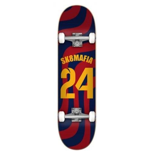 Skate Completo SK8 Mafia: Barci 7.5x31.60