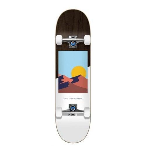 Skate Completo Tricks: Desert 7.75x31.60