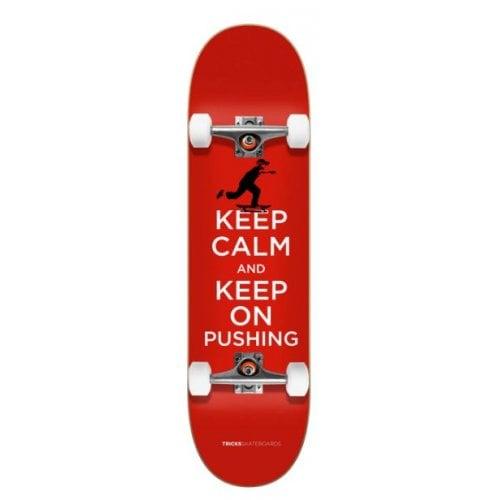 Skate Completo Tricks: Calm 7.87x31.60