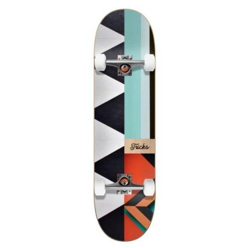 Skate Completo Tricks: Pattern 7.87x31.60