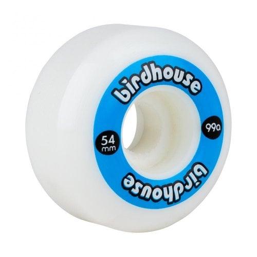 Ruedas Birdhouse : Birdhouse Logo Blue 99a (54 mm)