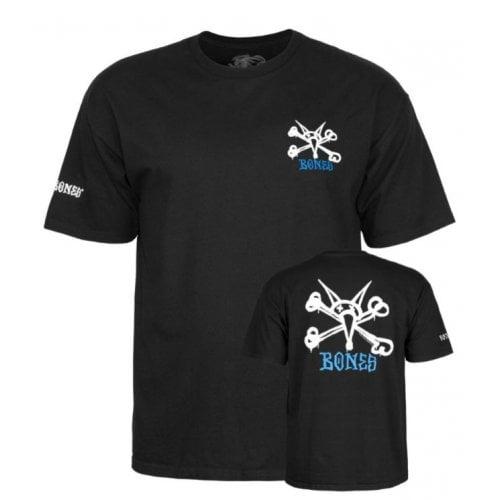 Camiseta Powell Peralta: Rat Bones BK