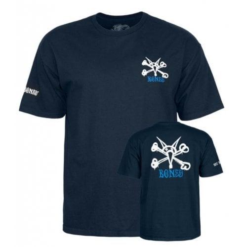 Camiseta Powell Peralta: Rat Bones NV