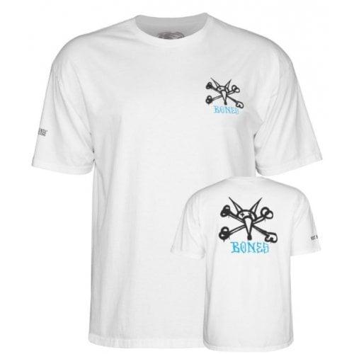 Camiseta Powell: Rat Bones WH