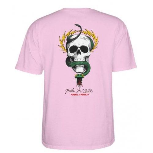 Camiseta Powell Peralta: McGill Skull & Snake PINK