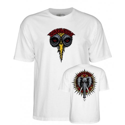 Camiseta Powell Peralta: Mike Vallely Elephant WH