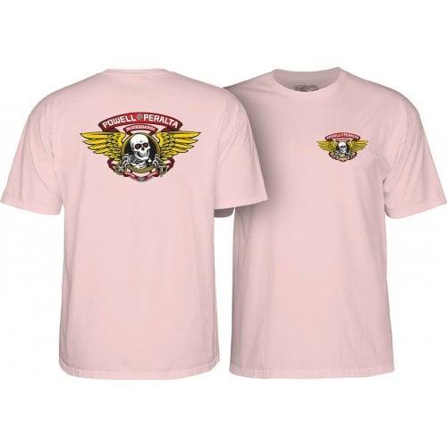 Camiseta Powell Peralta: Winged Ripper Pink