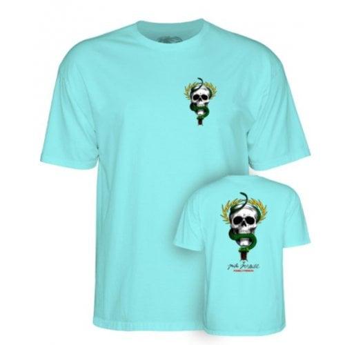 Camiseta Powell Peralta: Skull & Sword Celadon