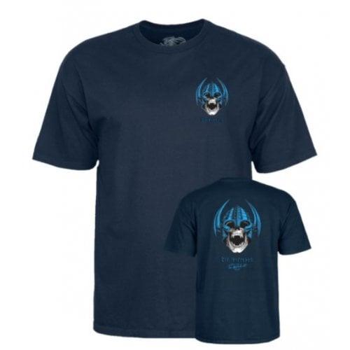Camiseta Powell Peralta: Welinder Nordic Skull Navy