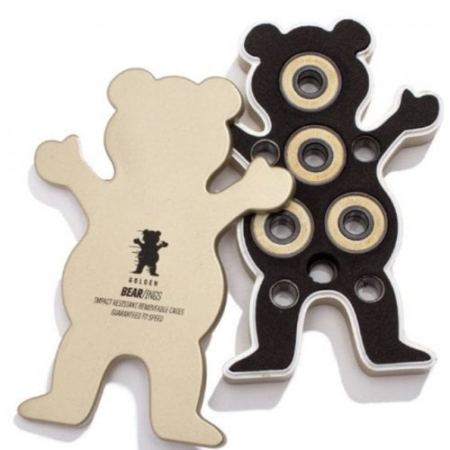 Rodamientos Grizzly: Bear - Ings Abec 7 Gold