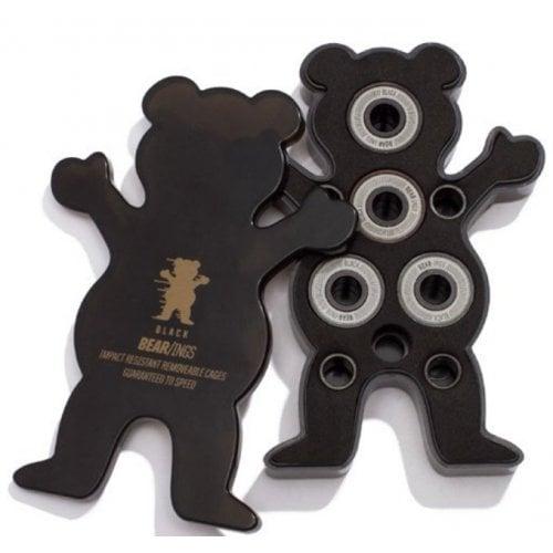 Rodamientos Grizzly: Bear - Ings Abec 9 Black