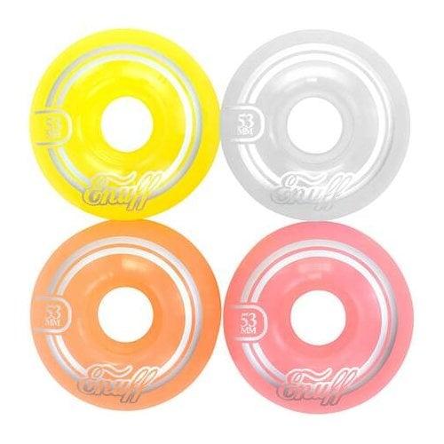Ruedas Enuff: Enuff Refresher II Pastel Mix (53 mm)